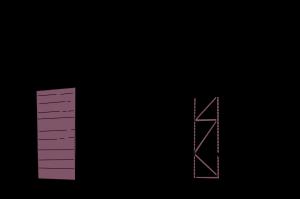 commercial landlord insurance illustration of self storage unit
